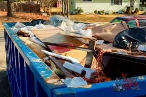 Call for Debris and Garbage Removal