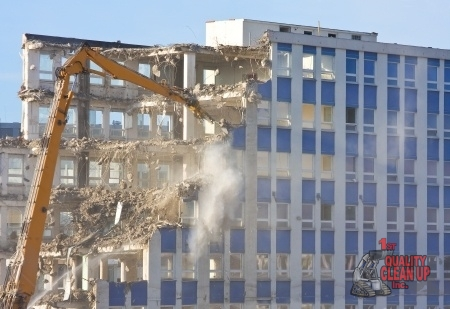Commercial Demoltion