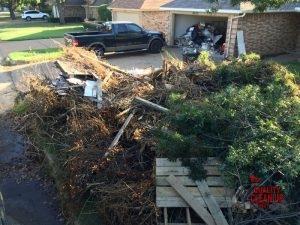 Debris and Trash Haul Off