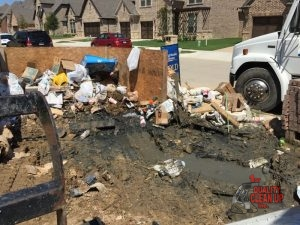 Debris and Trash Haul Off