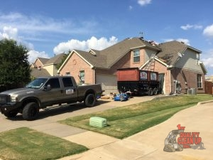 High-Quality Roof and Shingle Debris Removal Service