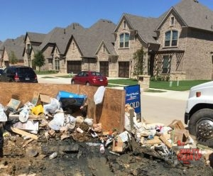 Junk & Trash Removal in Fort Worth and Dallas, TX