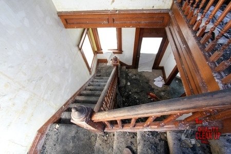 Our Investment Property & House Cleanout Service Process
