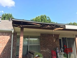 Rain Damage: Flood and Water Damage Cleanup