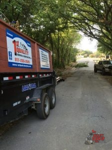 Fort Worth and Dallas, TX Residential Trash Removal
