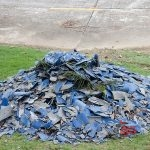 Roof and Shingle Debris Removal