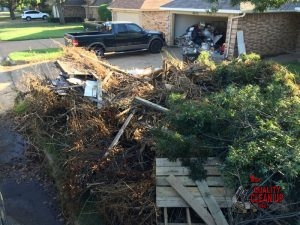Storm Debris Removal Service