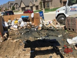 Trash Cleanup and Garbage Removal in Fort Worth and Dallas, TX