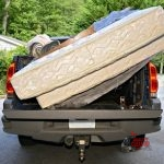 Bed Mattress Removal